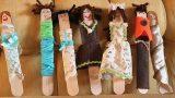 Çocuklara Eğlence Çıktı: Dondurma Çubuklarıyla Bakın Neler Yaptık!