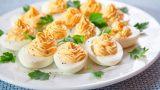 Kahvaltının Yıldızı: Yumurta Dolması