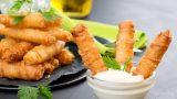 Yoğurt Sos da Varmış: Patatesli Sigara Böreği