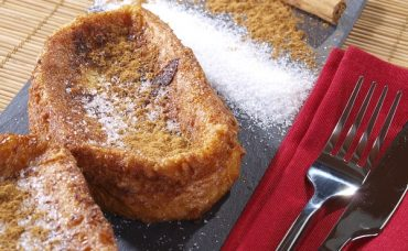 Tatlı Sabahlara: Tarçınlı Yumurtalı Ekmek
