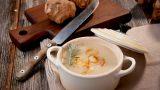 Kış Kapıda: Yer Elması Çorbası