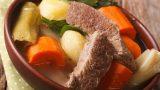 Suyuna Ekmek Banmalı: Pırasalı Et Haşlama
