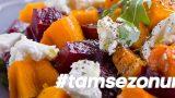 Hafif ve Sağlıklı: Bal Kabaklı Salata