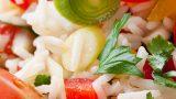 Oldukça Renkli: Pirinç Salatası