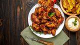 Baharatlı ve Tatlı: Ballı Tavuk Kanatları