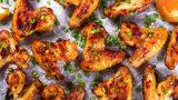 Fırınlıyoruz: Zencefilli Ballı Tavuk Kanatları