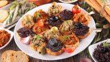 Şipşak Atıştırmalık: Zeytinli Kanepe