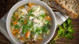 Tel Tel Tavuklu: Pirinç Çorbası