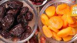 Baldan Tatlı Pilav: Kuru Meyveli Pilav