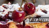 Küçük Kırmızı Benekler: Kirazlı Kek