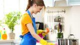 15 Dakikada Mutfak Temizliği