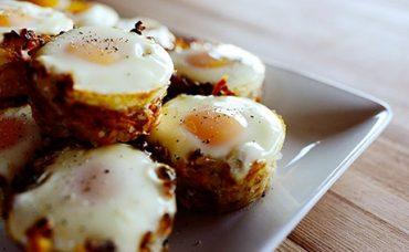 Üstü Kızarmış Yumurtalı Lezzetler