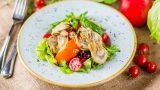 Enginarlı Salata Nasıl Yapılır?