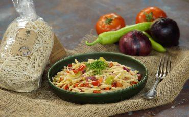 Anadolu Lezzetleri Sebzeli Erişte