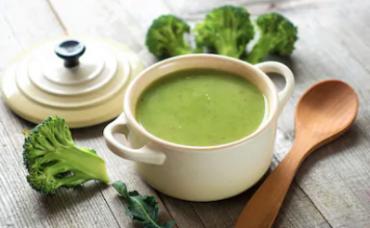 Bebekler için Brokoli Çorbası Tarifi