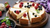 Cheesecake Hakkında 5 Bilgi