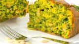 6 Püf Noktasıyla Ispanaklı Kek Yapımı