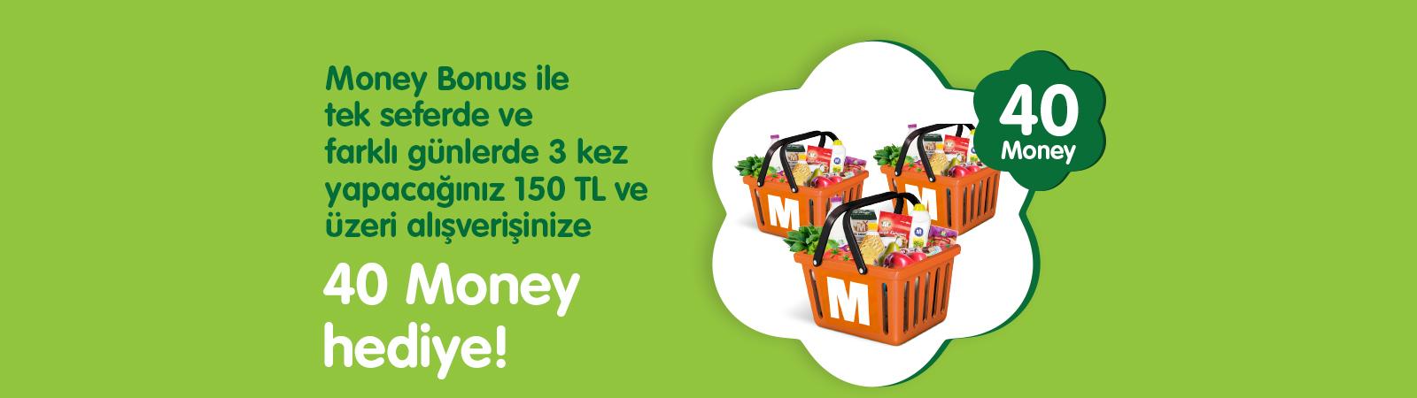 40 Money Hediye!