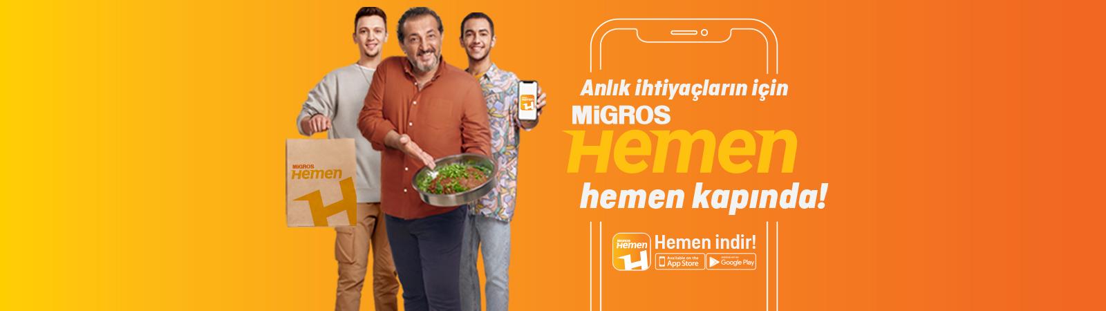 Migros Hemen!